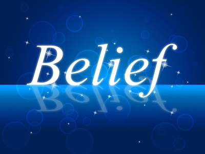 law of attraction - belief