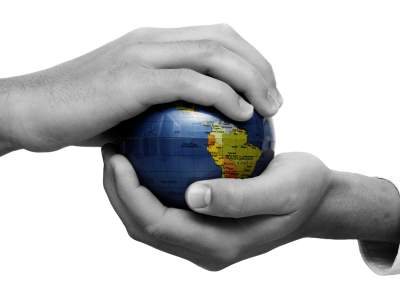 holding the universal laws in your hands