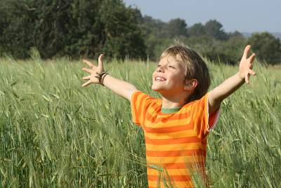 Power and energy in children
